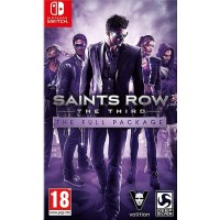 Saints Row The Third (Switch)
