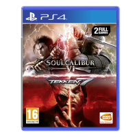 Tekken 7 + Soul Calibur VI (PS4)