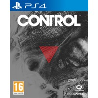 Control - Deluxe Edition (PS4)
