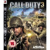 Call of Duty 3 (playstation 3)