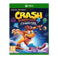 Crash Bandicoot 4: It's About Time (Xbox One & Xbox Series X)