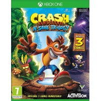 Crash Bandicoot N.Sane Trilogy (XboxOne)