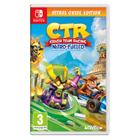 Crash Team Racing Nitro-Fueled - Nitros Oxide Edition (Switch)