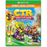 Crash Team Racing Nitro-Fueled - Nitros Oxide Edition (Xone)