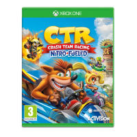 Crash Team Racing Nitro-Fueled (Xone)