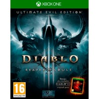 Diablo III - Ultimate Evil Edition (xbox one)