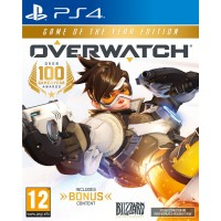 Overwatch GOTY (playstation 4)