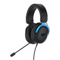 Slušalke ASUS TUF Gaming H3, modre (90YH029B-B1UA00)