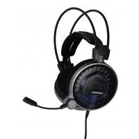 Slušalke Audio-Technica ATH-ADG1X Gaming, črne (ATH-ADG1X)