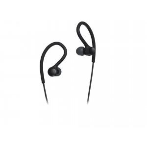 Slušalke Audio-Technica ATH-SPORT10 In-Ear, črne (ATH-SPORT10BK)