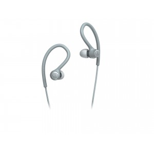 Slušalke Audio-Technica ATH-SPORT10 In-Ear, sive (ATH-SPORT10GY)