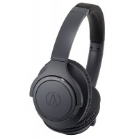 Slušalke Audio-Technica ATH-SR30BT Wireless, črne (ATH-SR30BTBK)