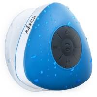 Zvočnik Avanca Waterproof Bluetooth, moder (AVDS-0306)