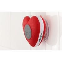 Zvočnik Avanca Waterproof Heart Bluetooth, rdeč (AVDS-1002)