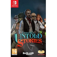 Lovecraft's Untold Stories (Switch)