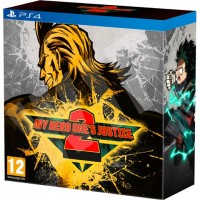 My Hero One's Justice 2 - Collectors Edition (PS4)