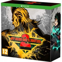 My Hero One's Justice 2 - Collectors Edition (Xone)
