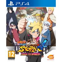 Naruto Shippuden: Ultimate Ninja Storm 4 - Road to Boruto (PS4)
