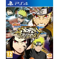 Naruto Shippuden: Ultimate Ninja Storm Trilogy (playstation 4)