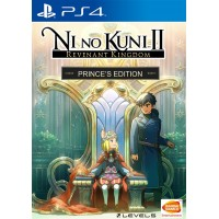 Ni No Kuni II: Revenant Kingdom - Prince's Edition (Playstation 4)