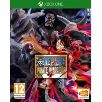 One Piece Pirate Warriors 4 - Collectors Edition (Xone)