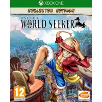 One Piece: World Seeker Collectors Edition (Xone)