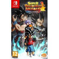 Super Dragon Ball Heroes: World Mission (Switch)
