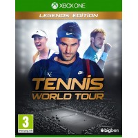 Tennis World Tour Legends Edition (Xone)