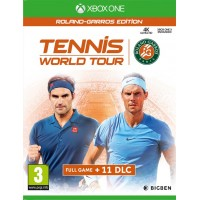 Tennis World Tour - Roland Garros Edition (Xone)