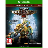 Warhammer 40.000: Inquisitor - Martyr - Deluxe Edition (Xone)