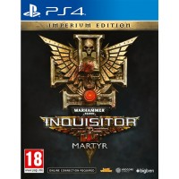 Warhammer 40.000: Inquisitor - Martyr - Imperium Edition (PS4)