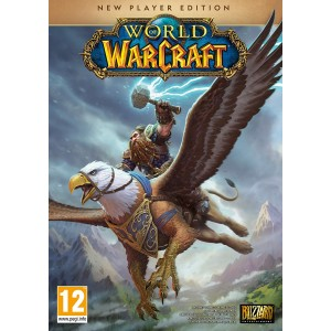 WORLD OF WARCRAFT NEW PLAYER EDITION (PC)