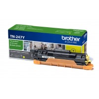 Brother Toner TN247Y, yellow, 2.300 strani (BTN247Y)