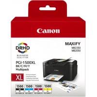Canon PGI-1500XL MultiPack (B, C, M, Y) (BS9182B004AA)