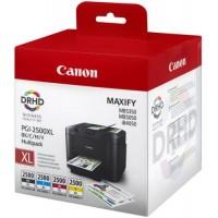 Canon PGI-2500XL MultiPack (B, C, M, Y) (BS9254B004AA)