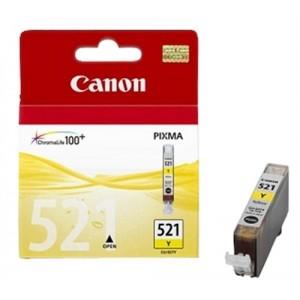 Canon CLI-521 Y yellow kartuša (CLI-521Y)