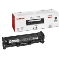 Canon CRG-718BK Toner (CR2662B002AA)