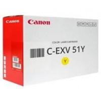 Canon C-EXV51 Y toner (60.000 strani) (CF0484C002AA)