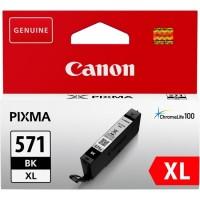Canon CLI-571 BK črna XL kartuša (BS0331C001AA)