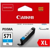 Canon CLI-571 C cyan XL kartuša (BS0332C001AA)