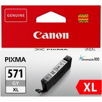 Canon CLI-571 GY sivaXL kartuša (BS0335C001AA)