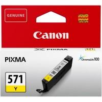 Canon CLI-571 Y magenta kartuša (BS0388C001AA)
