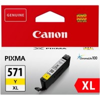 Canon CLI-571 Y rumena XL kartuša (BS0334C001AA)