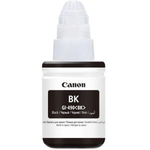 Canon GI-490 BK črnilo v steklenički (BS0663C001AA)