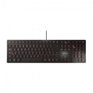 Tipkovnica Cherry KC 6000 Slim (črna) (JK-1600GB-2)