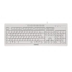 Tipkovnica Cherry Stream 3.0 siva, USB, UK, SLO g. (G85-23200GB-0)