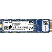 SSD 500GB M.2 80mm 2280 SS SATA3 3D TLC, CRUCIAL MX500 (CT500MX500SSD4)