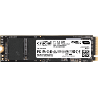 SSD 500GB M.2 80mm PCI-e 3.0 x4 NVMe, 3D QLC, CRUCIAL P1 (CT500P1SSD8)