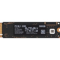 SSD 500GB M.2 80mm PCI-e 3.0 x4 NVMe, 3D TLC, CRUCIAL P5 (CT500P5SSD8)