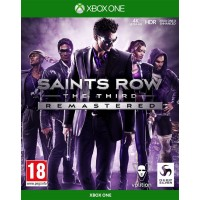 Saints Row: The Third - Remastered (Xbox One)